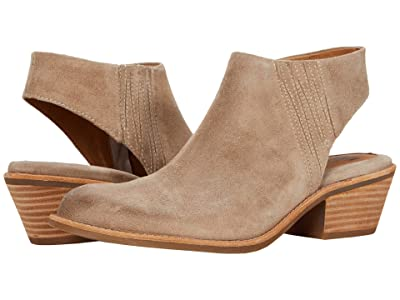 Sofft Arabia (Light Grey Oiled Cow Suede) Women