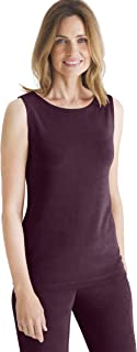 Chico's Women's Travelers Classic Essentials Wrinkle Resistant Reversible Tank Top