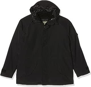 Camooutdoor Men's ECWCS Jacket Waterproof Parka Smock With Fleece