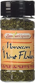 Moroccan Mint Flakes 0.6oz by Zamouri Spices