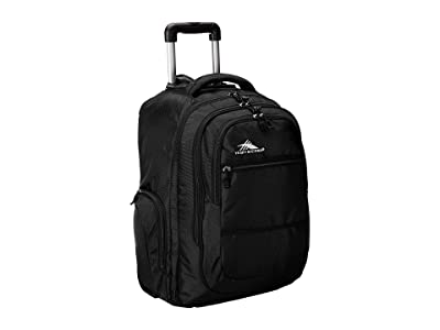 High Sierra Rev Backpack (Black) Backpack Bags