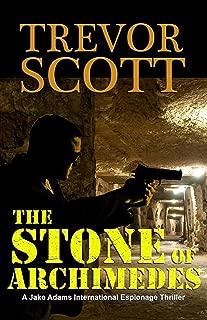 The Stone of Archimedes (A Jake Adams International Espionage Thriller Series Book 8)