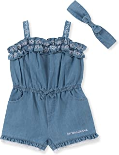 Best baby girl romper with headband Reviews
