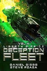 Liberty's Price (Deception Fleet Book 4) Kindle Edition