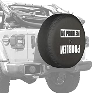 Best jeep tire cover problem no problem Reviews