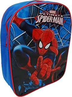 Marvel Spiderman Spiderweb Backpack