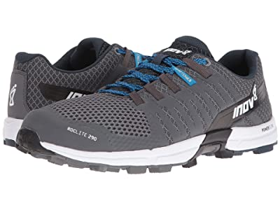 inov-8 Roclite 290 (Dark Grey/Blue/White) Men