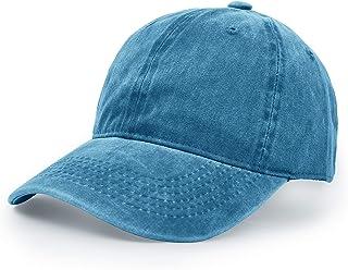 UltraKey Baseball Cap, UltreKey Cotton Adjustable Sport Outdoor Sun Cap Unisex Hip Hop Casual Hat Snapback Cap