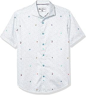 Men's S/S Woven Shirt