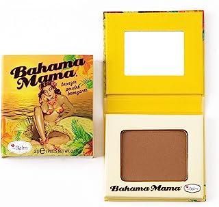 TheBalm Bahama Mama Bronzer, Shadow and Contour Powder (half size), 3g
