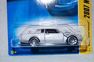 Hot Wheels 2007 New Models: Buick Grand National (10 of 36 - 010/180)