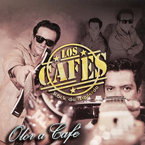 Chaquetas Mentales by Los Cafes on Amazon Music - Amazon.com