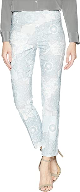 Duchess Print Ankle Pants