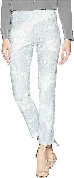 Lisette L Montreal Duchess Print Ankle Pants