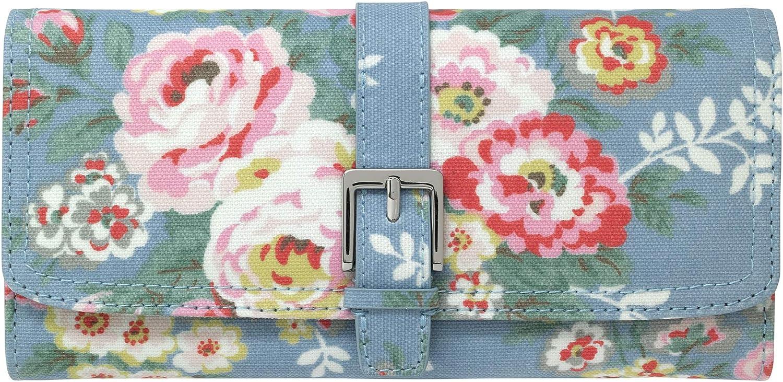 Cath Kidston 830584, Damen Damen Damen Schultertasche Mehrfarbig Candy Flowers - Blau Large B07N3QCWPN  Sehr praktisch a34277