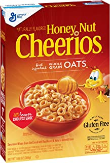 honey loops cereal