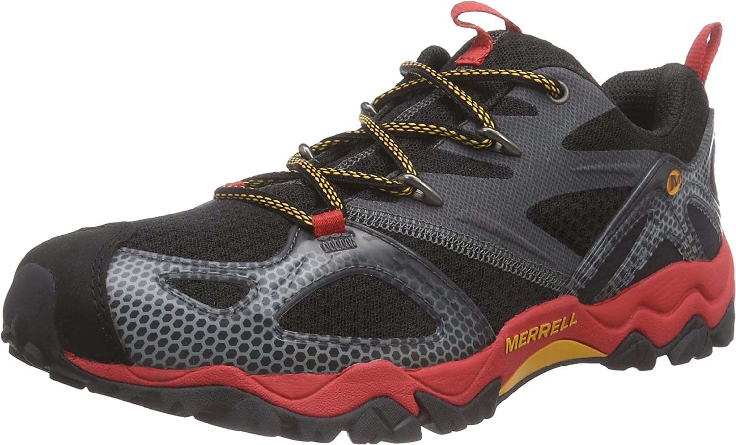 Merrell Men's Grassbow Rider Low Rise Hiking shoes