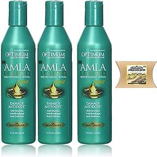 SoftSheen-Carson Optimum Salon Haircare Damage Antidote Oil Moisturizer 8.5 oz (3PCS)