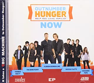 Outnumber Hunger Now (CD-EP)