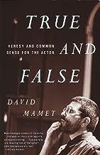 Best david mamet true and false Reviews