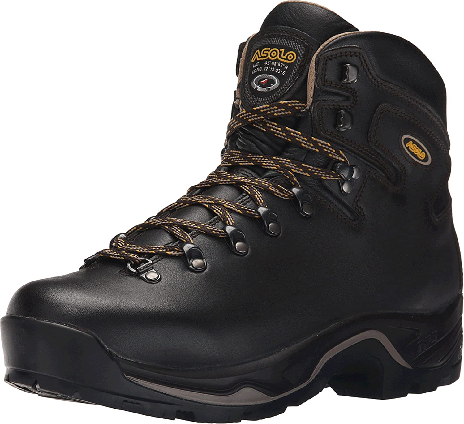 San Francisco Mall Asolo Men's TPS 535 LTH Direct stock discount EVO V Backpacking Boot