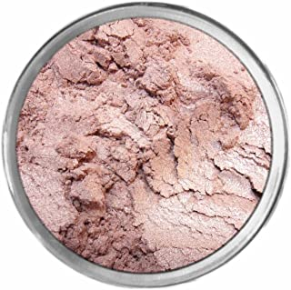 Glee Loose Powder Mineral Shimmer Multi Use Eyes Face Color Makeup Bare Earth Pigment Minerals Make Up Cosmetics By MAD Minerals Cruelty Free - 10 Gram Sized Sifter Jar