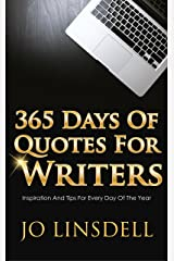 365 Days of Quotes for Writers Kindle Edition
