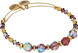 Alex and Ani - Swarovski Crystal Beaded Sugarplum Bangle