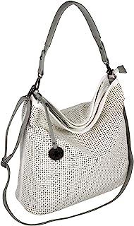 J JONES JENNIFER JONES Modische Damen Tasche Crossbody Schultertasche Große Umhängetasche Handtasche für Frauen in 5 Farbe...