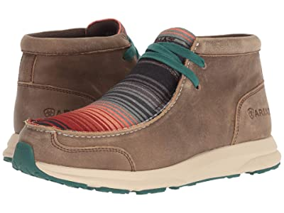 Ariat Spitfire (Brown Bomber/Serape Dusk) Women
