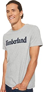 تي شيرت Timberland Kennebec River Linear Logo Heather - XL