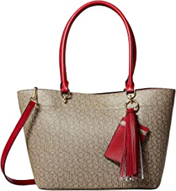 Susan Small Monogram Tote
