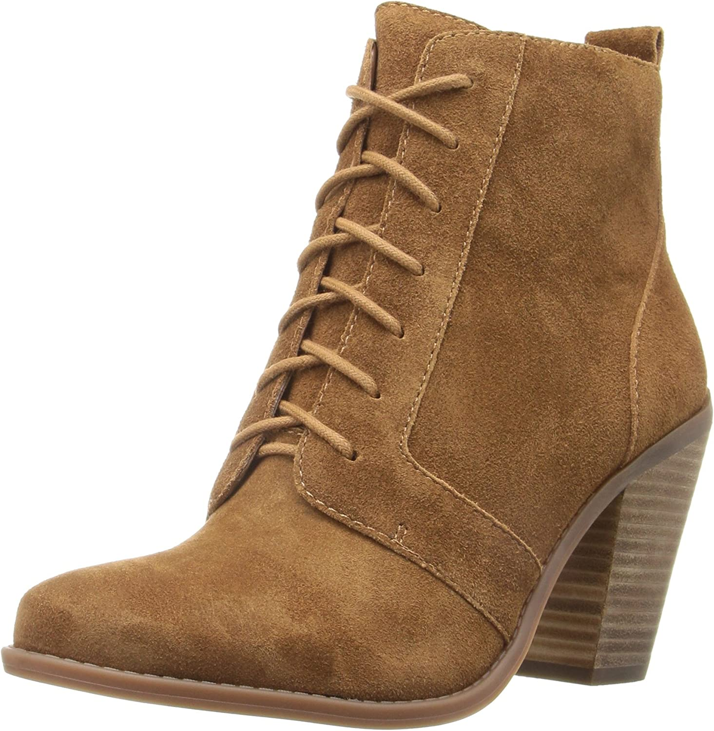 Jessica Simpson Womens Channie Ankle Bootie