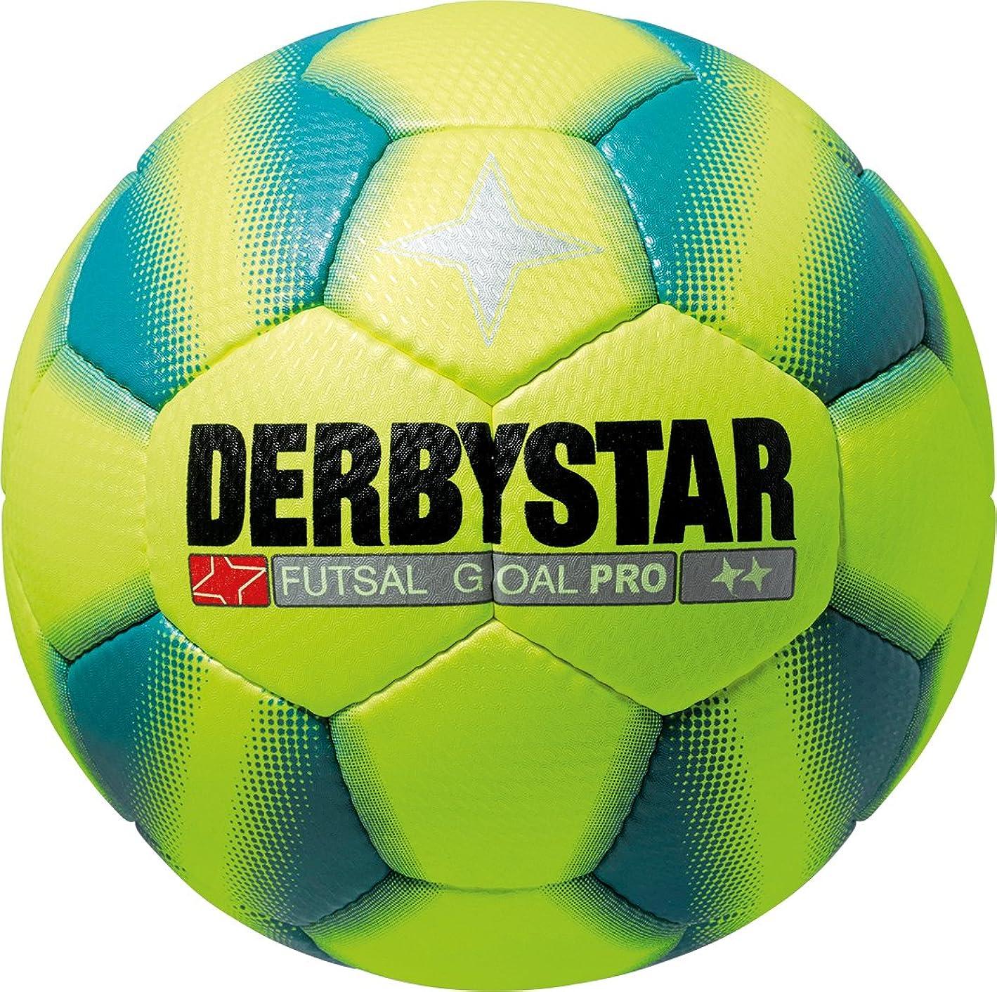 カメラアーティキュレーションプロフィールダービースター フットサルボール Futsal Goal Pro 4号球 2015-2017