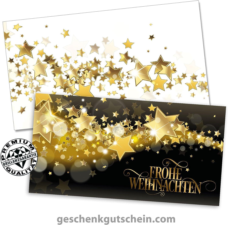 25 Stk. Weihnachtskarten  25 Stk. KuGrüns für alle Branchen XK227 B0112989WI   | Kaufen
