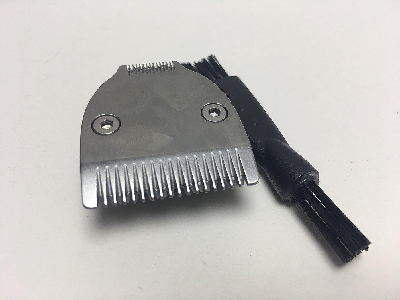 ニンニクパシフィックピーブシェーバーヘッドバーバーブレード フィリップス QS6100 QS6140 QS6160 QS6100/50 QS6141 QS6161 QS6141/33 ノレッコ ワン?ブレード 交換用ブレード For Philips Shaver Razor Head Blade clipper Cutter
