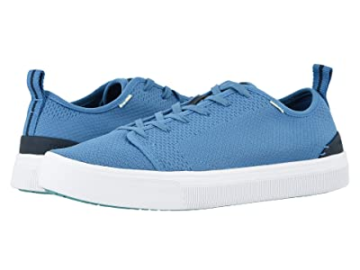 TOMS Alpargata (Vallarta Blue) Men