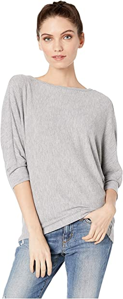 ef4b7fe401 Brielle Madison Brushed Jersey Super Soft Cocoon Top. Like 1. Michael Stars