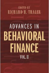 Advances in Behavioral Finance, Volume II (The Roundtable Series in Behavioral Economics Book 2) (English Edition) eBook Kindle