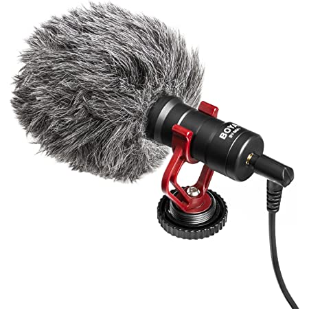 Boya Kondensatormikrofon Funk Mikrofon System Elektronik