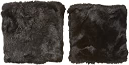 Betsey Johnson - Faux Fur Boot Cuff