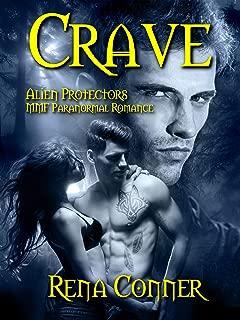 Crave: MMF Paranormal Romance (Alien Protectors Book 1)