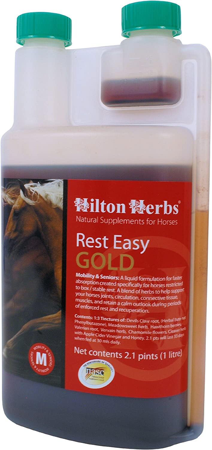 2021 autumn and winter new Hilton Herbs Rest Easy Gold Concentrated Recover Free shipping New Herbal S
