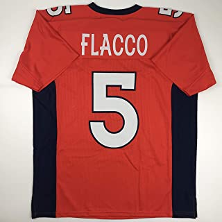 joe flacco stitched jersey