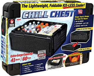 Best as seen on tv chill chest iceless cooler Reviews