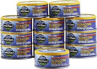 wild planet white albacore tuna