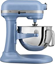 KITCHENAID Professional 600 Stand Mixers, 6 quart, Matte Velvet Blue