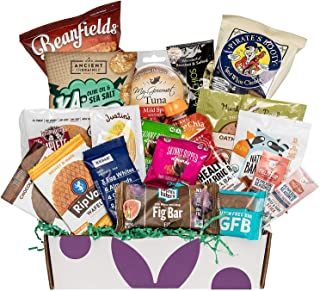 Best healthy snack gift baskets Reviews