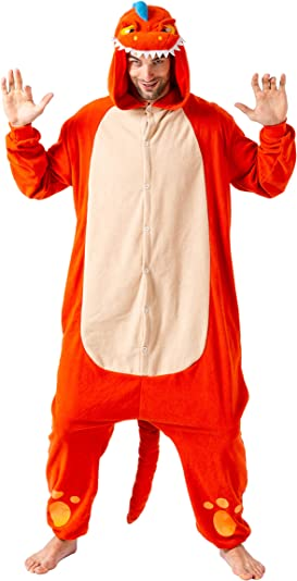 Explore animal onesies for adults