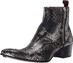 Sylvian Double Zip Boot